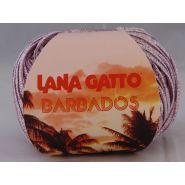 Butika.hu hobby webáruház - Kötő és horgoló fonal, pamut-poliészter Lana Gatto Barbados - 7881 lila