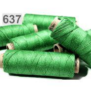 Butika.hu hobby webáruház - Hagal len cérna, 50m, 240231, 637, Poison Green