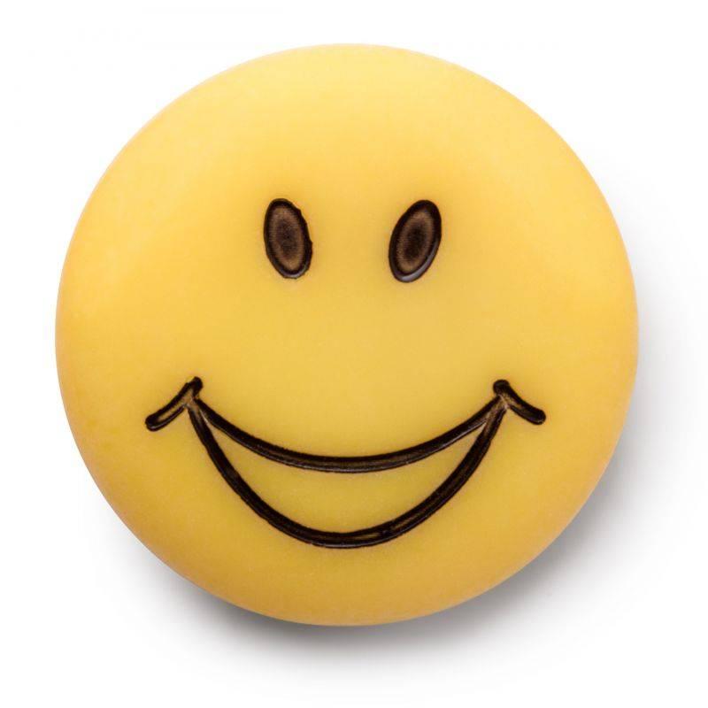 Butika.hu hobby webáruház - PRYM műanyag gomb, smiley, 15mm, 316738