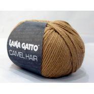 Butika.hu hobby webáruház - Lana Gatto Luxury, Camel Hair kötő fonal, extrafinom merinó és teveszőr - 5402, bézs