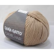 Butika.hu hobby webáruház - Lana Gatto Luxury, Camel Hair kötő fonal, extrafinom merinó és teveszőr - 5403, bézs