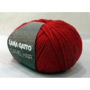 Butika.hu hobby webáruház - Lana Gatto Luxury, Camel Hair kötő fonal, extrafinom merinó és teveszőr - 5911, piros