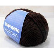 Butika.hu hobby webáruház - Lana Gatto, Nuovo Irlanda kötő fonal, 100% tiszta merinó - 12482, barna