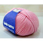 Butika.hu hobby webáruház - Lana Gatto, Nuovo Irlanda kötő fonal, 100% tiszta merinó - 13425, rózsaszin