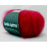 Butika.hu hobby webáruház - Lana Gatto Mohair Royal, Luxury kid mohair kötőfonal, 12246, piros