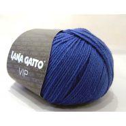 Butika.hu hobby webáruház - Lana Gatto Luxury, VIP kötő fonal, merinó és kasmir - 10175, kék