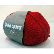 Butika.hu hobby webáruház - Lana Gatto Luxury, VIP kötő fonal, merinó és kasmir - 12246, piros