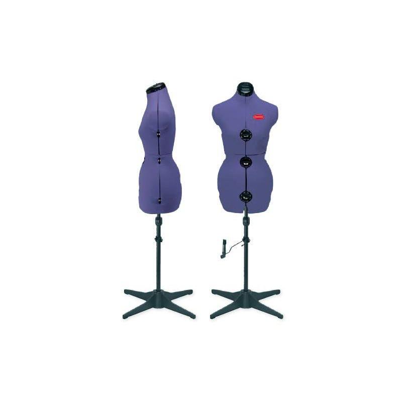 Butika.hu hobby webáruház - 8 részes, állítható Dressform Prymadonna szabóbaba / próbabababa, S