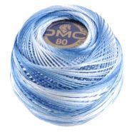 Butika.hu hobby webáruház - DMC FIL Ą DENTELLES cérna, csipkéhez és frivolitáshoz, 5g, 90m - 93, kék