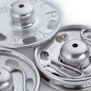 Butika.hu hobby webáruház - Prym fém patent, 6-11mm, 20db, 341270 - nikkel