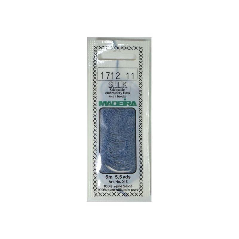 Butika.hu hobby webáruház - Silk Madeira selyem osztott hímzőcérna - 1712