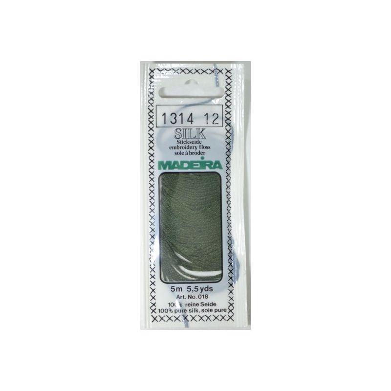 Butika.hu hobby webáruház - Silk Madeira selyem osztott hímzőcérna - 1314
