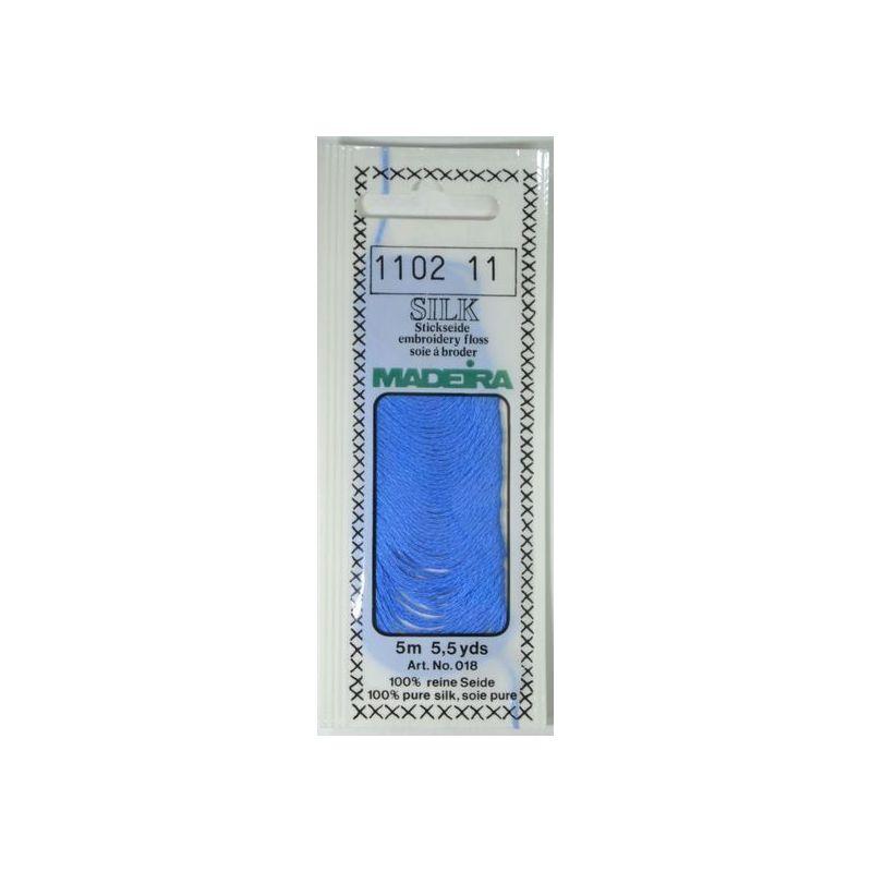 Butika.hu hobby webáruház - Silk Madeira selyem osztott hímzőcérna - 1102