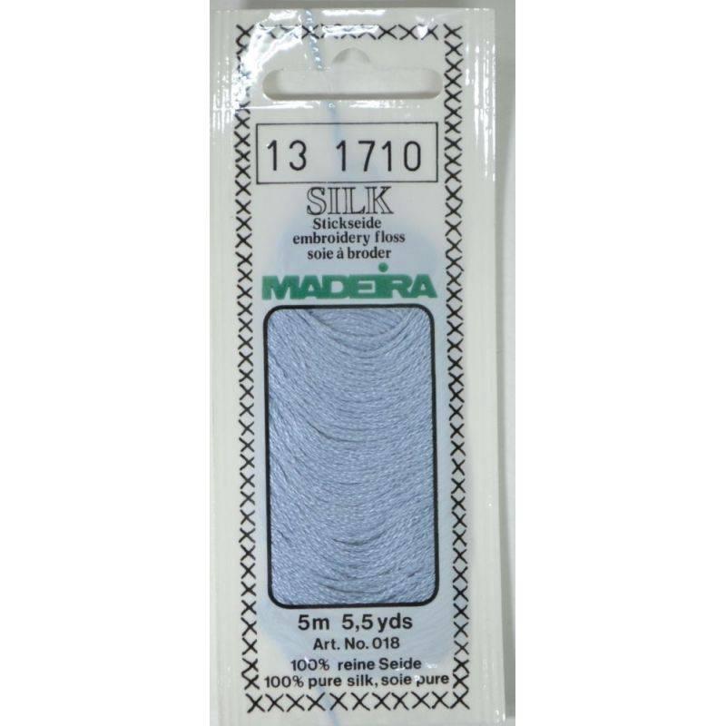 Butika.hu hobby webáruház - Silk Madeira selyem osztott hímzőcérna - 1710