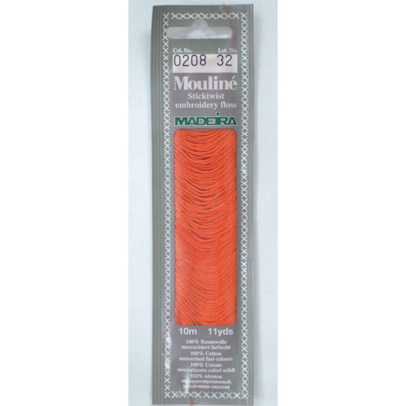 Butika.hu hobby webáruház - Madeira Mouliné pamut osztott hímzőcérna - 0208
