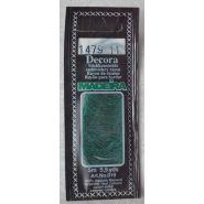 Butika.hu hobby webáruház - Madeira Decora osztott hímzőfonal - 1479 - smaragd