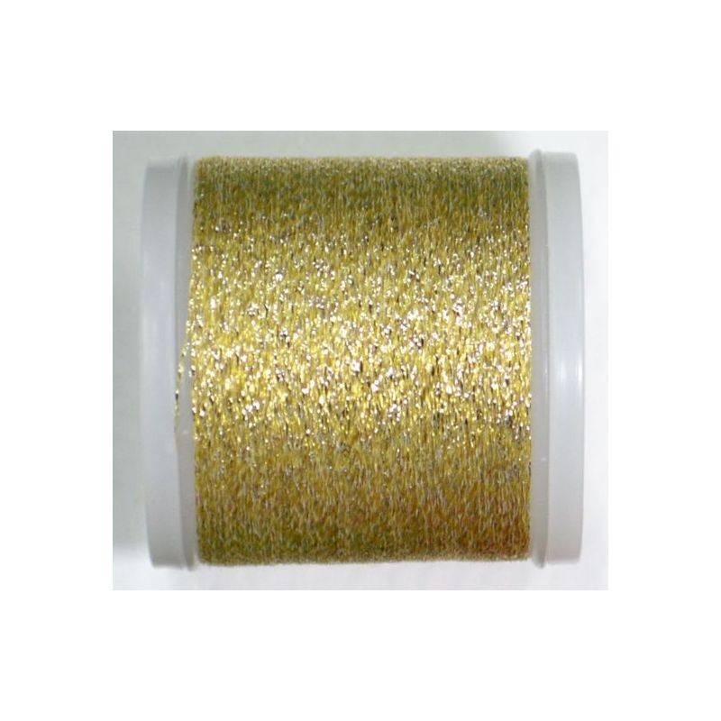 Butika.hu hobby webáruház - Metallic Madeira metál hímzőcérna - no40, 200m - Gold 24