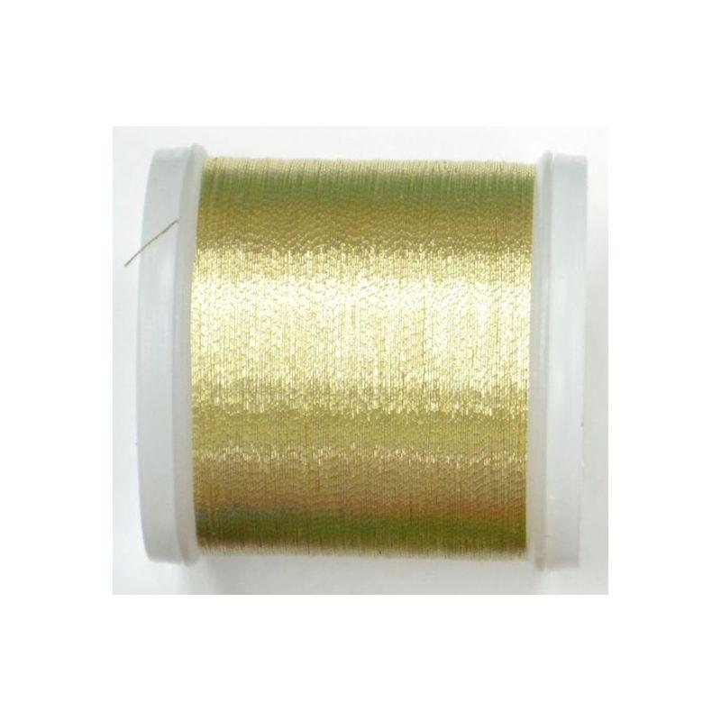 Butika.hu hobby webáruház - Metallic Madeira metál hímzőcérna - no40, 200m - Gold 3