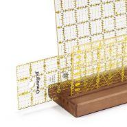 Butika.hu hobby webáruház - PRYM - Omnigrip csúszásmentes patchwork vonalzó, 6x12 inch, 610210