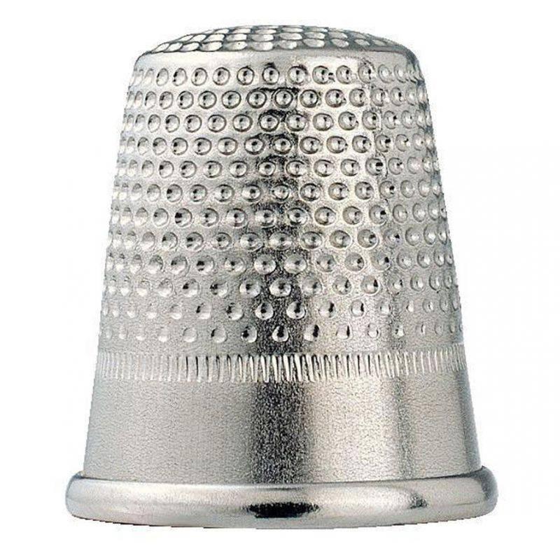 Butika.hu hobby webáruház - PRYM fém gyűszű, 17mm, 431213
