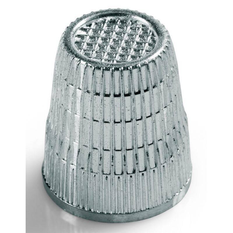 Butika.hu hobby webáruház - PRYM fém gyűszű, mély barázdákkal, 14mm, 431860