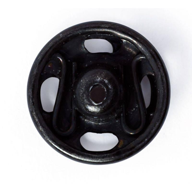 Butika.hu hobby webáruház - Prym fém patent, 21mm, 3db, 341172 - fekete