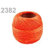 Butika.hu hobby webáruház - Hímzőcérna Cotton Perle Nitarna, Uni - 290104, 2382, Bird of Paradise