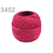 Butika.hu hobby webáruház - Hímzőcérna Cotton Perle Nitarna, Uni - 290104, 4372, golgotavirág