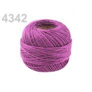 Butika.hu hobby webáruház - Hímzőcérna Cotton Perle Nitarna, Uni - 290104, 4342, dusty lavender