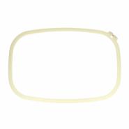 Butika.hu hobby webáruház - Rugalmas műanyag hímzőkeret, Ø20cm, 090506