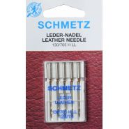 Schmetz Leather, bőrvarró...