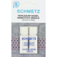 Butika.hu hobby webáruház - Schmetz Metallic, metál tű fémszálakhoz, 80/12, 130MET