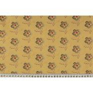 Butika.hu hobby webáruház - Patchwork pamutvászon, 110cm/0,5m - Chuck Noharas, Treasure Box by Lecien, RH011