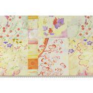 Butika.hu hobby webáruház - Patchwork pamutvászon, 110cm/0,5m - Shiki, Kumido Sudo, In the Beginning fabrics, RH002