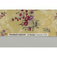 Butika.hu hobby webáruház - Patchwork pamutvászon, 110cm/0,5m - Mrs.Marchs Collection, Lecien, RH015