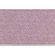 Butika.hu hobby webáruház - Patchwork pamutvászon, 110cm/0,5m - Flower, Rhinetex, RH033