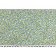 Butika.hu hobby webáruház - Patchwork pamutvászon, 110cm/0,5m - Flower, Rhinetex, RH035