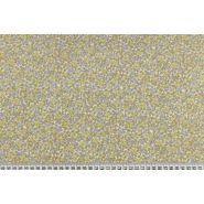 Butika.hu hobby webáruház - Patchwork pamutvászon, 110cm/0,5m - Flower, Rhinetex, RH036