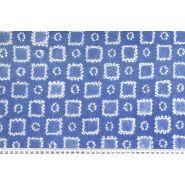 Butika.hu hobby webáruház - Patchwork vastagabb pamutvászon, batikolt jellegű, 110cm/0,5m, másodosztályú - Rhinetex, RH055