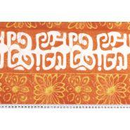 Butika.hu hobby webáruház - Patchwork pamutvászon, 110cm/0,5m - Alfred Shaheen, Free Spirit, RH056