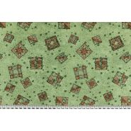 Butika.hu hobby webáruház - Patchwork pamutvászon, 110cm/0,5m - Ro Gregg, Northcott, RH214