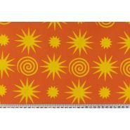 Butika.hu hobby webáruház - Patchwork pamutvászon, 110cm/0,5m - Jane Sassaman, Free Spirit, RH257