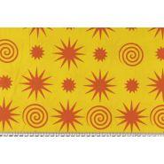 Butika.hu hobby webáruház - Patchwork pamutvászon, 110cm/0,5m - Jane Sassaman, Free Spirit, RH258