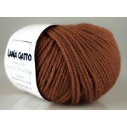Butika.hu hobby webáruház - Lana Gatto, Nuovo Irlanda kötő fonal, 100% tiszta merinó - 8433, rozsda