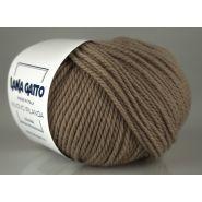 Butika.hu hobby webáruház - Lana Gatto, Nuovo Irlanda kötő fonal, 100% tiszta merinó - 10022, őzbarna