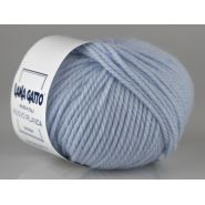 Butika.hu hobby webáruház - Lana Gatto, Nuovo Irlanda kötő fonal, 100% tiszta merinó - 632, világos kék