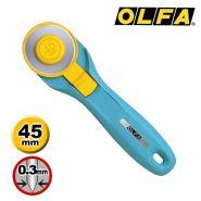 OLFA körkés 45mm - aqua