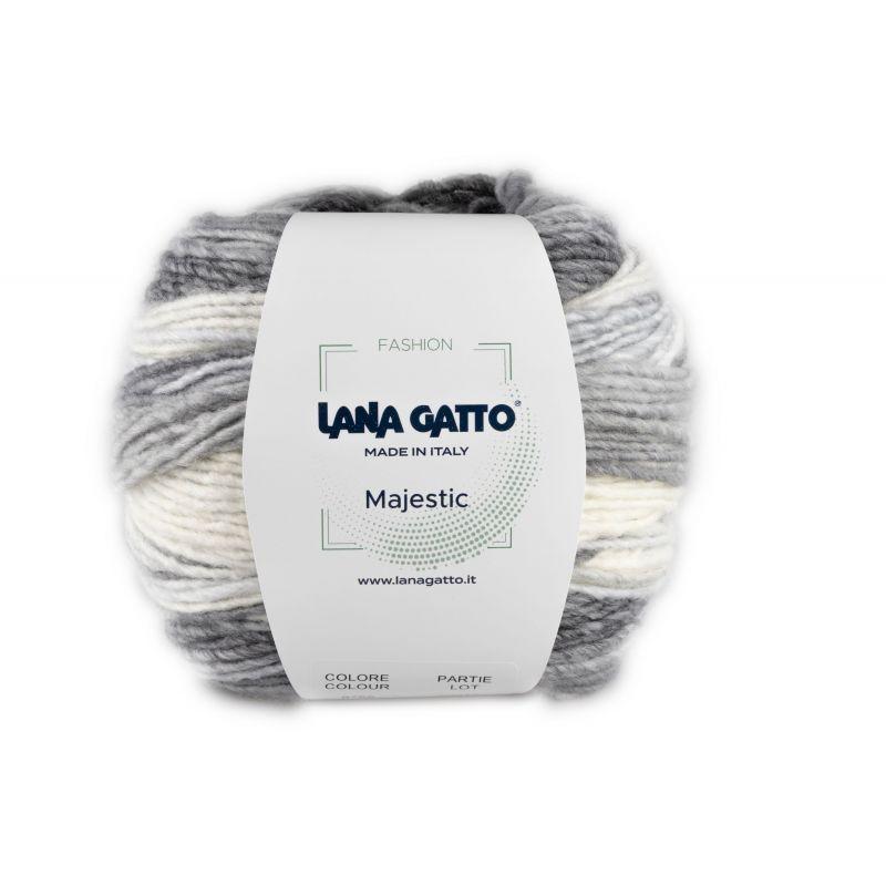 Butika.hu hobby webáruház - Lana Gatto Majestic kötőfonal, gyapjú és akril, 150g, 8765