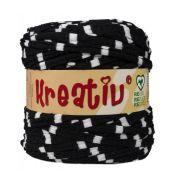 Butika.hu hobby webáruház - Kreatív pamut pólófonal, nagy gombolyag, mintás, Kreativ-444