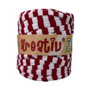 Butika.hu hobby webáruház - Kreatív pamut pólófonal, nagy gombolyag, mintás, Kreativ-445